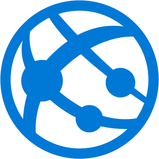The Azure Websites logo